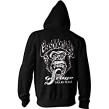 Officially Licensed Merchandise GMG - Dallas Texas Zipped Hoodie