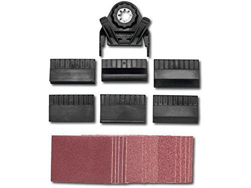 Preisvergleich Produktbild Fein 63810031010 Profil-Schleifset zum Schleifen in Nuten und an Außenradien SLP Aufnahme