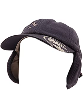 5255T cappellino bimbo TIMBERLAND pile blue baseball cap hat kid boy