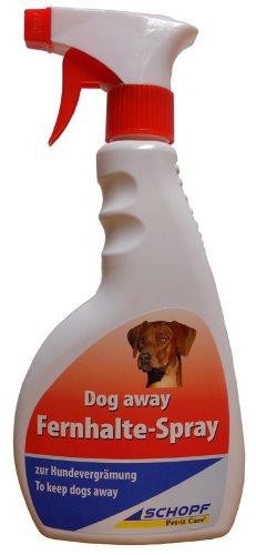Schopf Dog away Fernhaltespray / Hundefernhaltespray