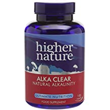 Higher Nature Alka-Clear - Pack of 180 Capsules