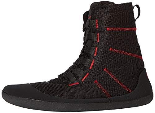 Sole Runner Unisex-Erwachsene Transition 2 Chukka Boots, Schwarz (black/red 05), 44 EU