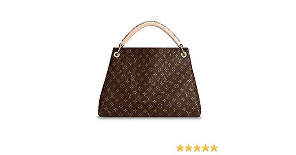c7bbf1c990e21 Noah Birch Stylish Canvas Monogram Artsy Shoulder with Top Leather Handbag  Women s Organizer Handbag Shoulder Fashion Leather Bag  Amazon.de  Schuhe    ...