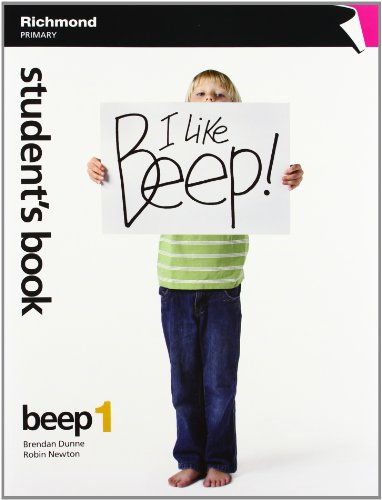 Beep 1 Student'S Book Pack (English in Motion)