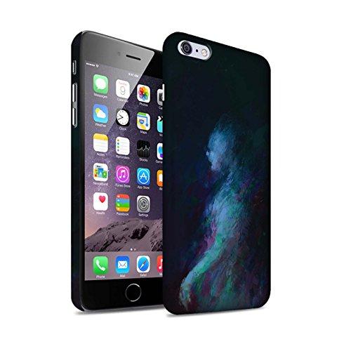 Offiziell Chris Cold Hülle / Matte Snap-On Case für Apple iPhone 6+/Plus 5.5 / Pack 10pcs Muster / Dunkle Kunst Dämon Kollektion Geist/Ghul