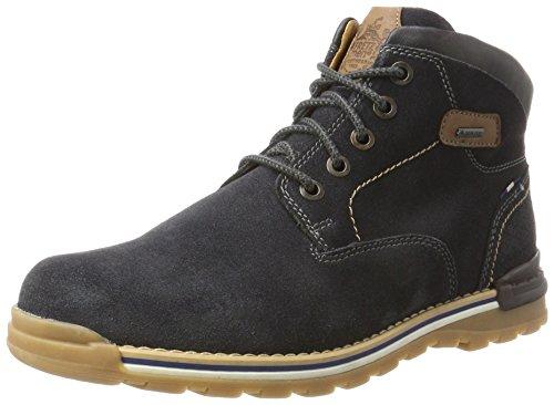 FRETZ men Herren Cooper Chukka Boots, Blau (Oceano 01), 39 EU