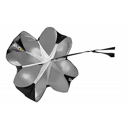 SKLZ Trainingsprodukt Speed Chute - Widerstands Fallschirm, schwarz, NSK000019