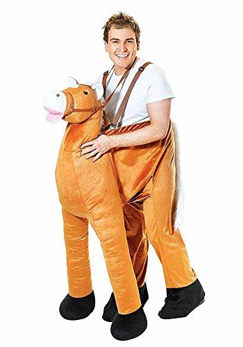 Mr.Giggelz Pferd Kostüm ()