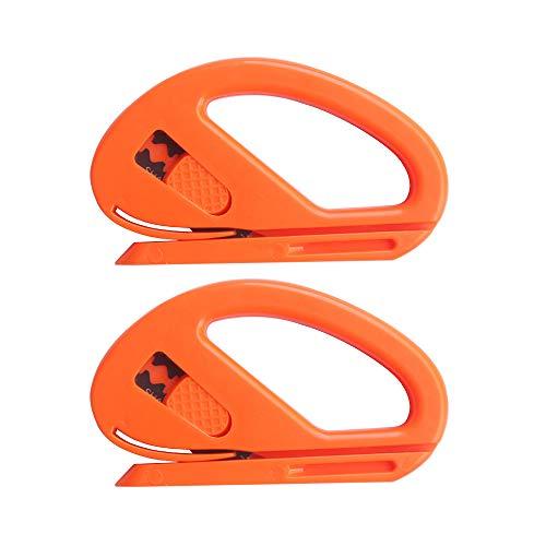 emsa folienschneider EEFUN Snitty Sicherheitsschneider Folienschneider Auto Vinyl Wrap Schneidwerkzeug Carbon Fiber Cutting Anwendung Messer,Packung mit 2