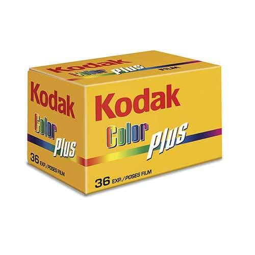 Kodak Color Plus 200-135/36 Película