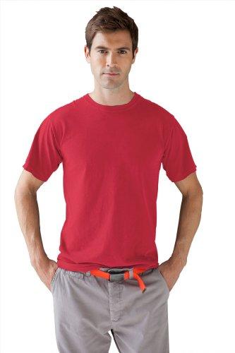 anvil Herren T-Shirt Regular Fit 3979 Rot (RRK-Red Rock)