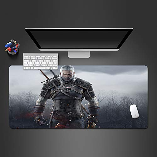 Sunset Landscape Design Mouse Pad Game Player Juego Mouse Pad Juego de Moda computadora Mouse Pad 700x300x2