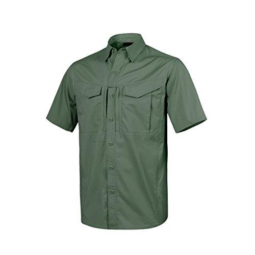 Helikon-Tex Defender Mk2 Short Sleeve Shirt Olive Green