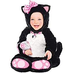 Christy's Toddlers Disfraz Itty Bitty Kitty 6-12 Meses