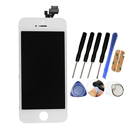 lcd-worldr-new-lcd-touch-screen-replacement-with-frame-white-for-iphone-5-display-touch-glass-digiti