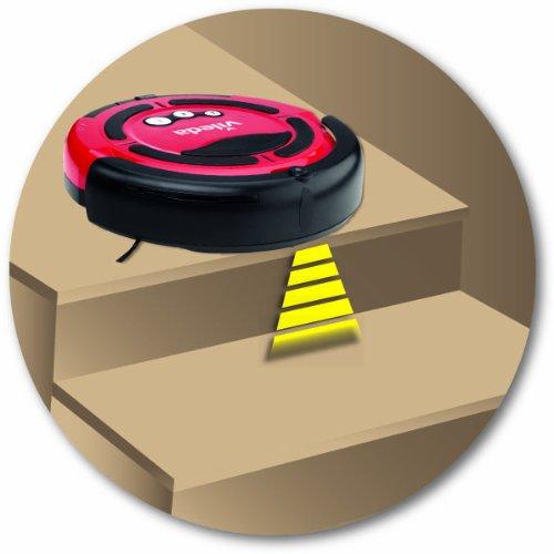 vileda cleaning robot aspirapolvere. Black Bedroom Furniture Sets. Home Design Ideas