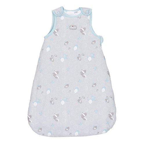 Chicco Sky - Saco de dormir sin mangas, talla 9-12 meses, color azul