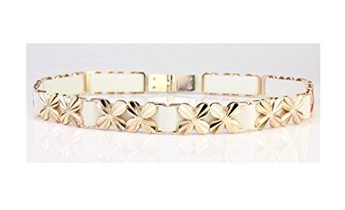 EMMACHOU Belt Fashion Metal Femenino Bellas Cinturones 100 Falda a Juego  Cintura de la Cadena elástica d2e2506b2a0