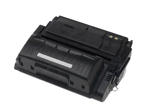 42 X Laserjet (Rebuilt Toner für HP Q 5942 X / LaserJet 4250 4350 DTN DTNSL N TN, 20.000 Seiten, ersetzt 42X)