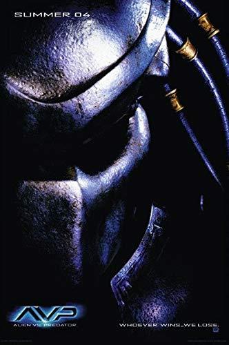 Aliens vs. Predator 2: Teaser A (2007) | US Import Filmplakat, Poster [68 x 98 cm]