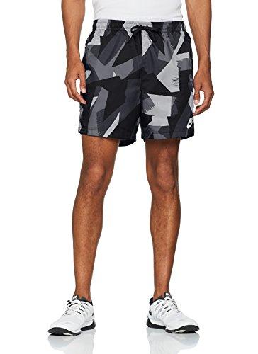 nike-m-nsw-wvn-su-flow-pantaloncino-uomo-cool-grey-nero-bianco-m