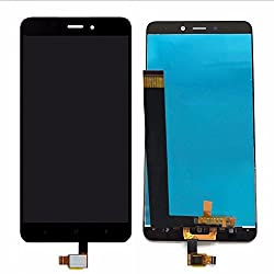 *0RIGINAL* LCD Display SCREEN REPLACEMENT with Touch Screen Digitizer For Xiaomi Redmi Note 4 [Indian Version]- BLACK