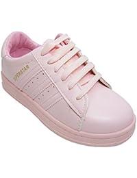 Look Footwear Pink Superstar