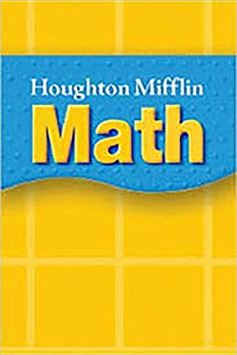 Houghton Mifflin Mathmatics: Literature Library Reader Grade 3 Sam Johnson and the Blue Ribbon Quilt (Blue Quilts Ribbon)