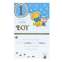 Winnie Puuh Geburtstagskarte für einen besonderen Jungen