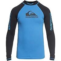 Quiksilver on Tours - Langarm UPF 50 Rash Vest für Jungen 8-16 EQBWR03040