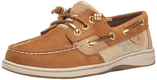 Sperry A/O 2-Eye - Zapatos de cordones, color Brown Buc Brown, talla 11 Uk S
