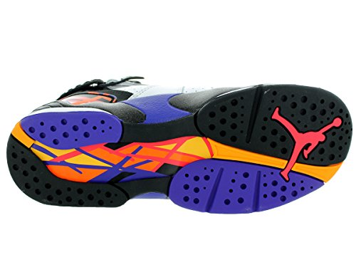 Retro Nike 23 Azul Preto Bg Infrrd Sneakers Jovens preto Air Jordan brght Branco Azng 8 branco wrAxrtU