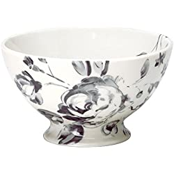 GreenGate French Bowl Amanda grau dunkel