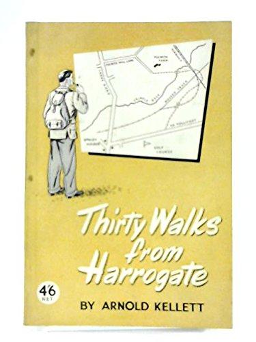 Thirty Walks From Harrogate