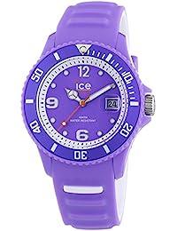 Ice-Watch Unisex - Armbanduhr Sunshine 2014 Analog Quarz Silikon SUN.NVT.U.S.14