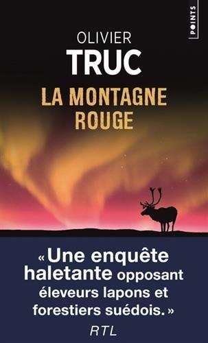 La montagne rouge par Olivier Truc
