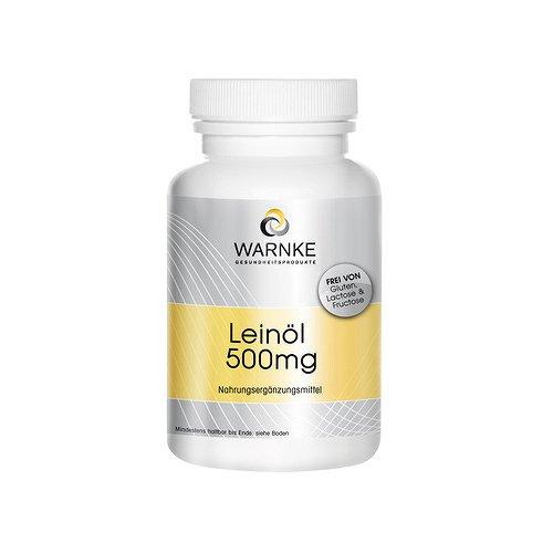 LEINÖL 500 mg Kapseln 250 St Kapseln