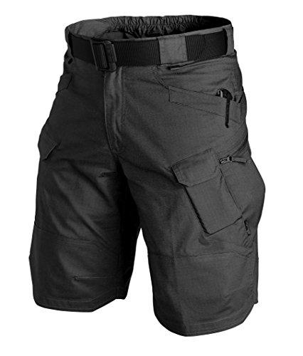 Helikon Tex UTP ® (Urban Tactical Shorts) kurze Hose - Schwarz (M) (Hose Taktische Polizei)