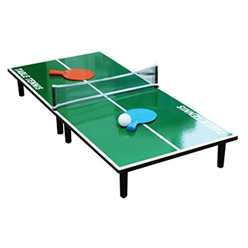 Cvbndfe-Game toy Mini Mesa Ping Pong portátil Mesa