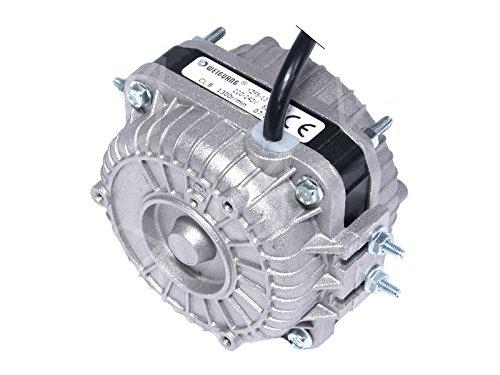 Lüftermotor L1 44mm L2 48mm L3 79mm 50/60Hz Kabel 500mm Breite 84mm 230V 1300U/min 5W passend für Electrolux, Mareno für Kühlgerät, Kühltheke, Kühlvitrine