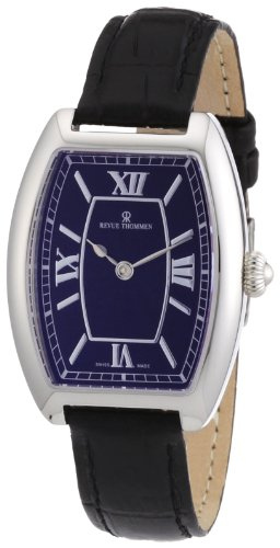Revue Thommen Women's Quartz Watch 12530.1537 with Leather Strap