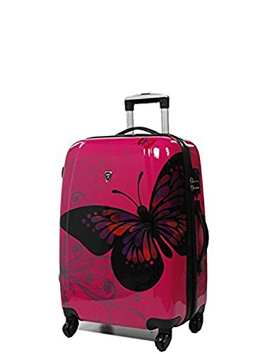 Grande valise 70 cm Multicolore Mixte Snowball