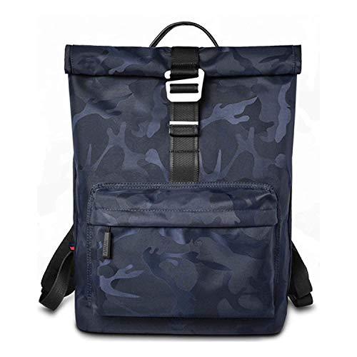 """Preisvergleich Produktbild Laptop Rucksack Notebook Tasche für TREKSTOR PRIMEBOOK C11B-CO 2in1 11, 6"""" Laptoptasche Business Notebook Rucksack Universal Roll-Up Camouflage"""
