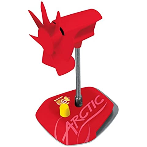 ARCTIC Breeze edición nacional - España - Ventilador de escritorio USB con velocidad regulable y cuello flexible
