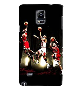 Expert Deal Best Quality 3D Printed Hard Designer Back Cover For Samsung Galaxy Note 4