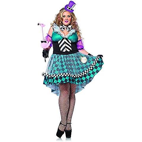 Leg Avenue - Disfraz para niño a partir de 15 años, talla 44-46 (85227X08057)