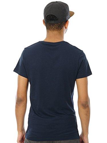 Volcom Herren Oberteile / T-Shirt Zineone Dunkelblau