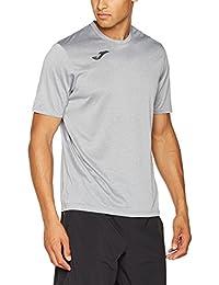 6f409b8ab5 Joma - Camiseta Combi Gris Melange Claro m c para Hombre