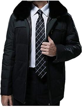 MHGAO Por la chaqueta chaqueta caliente chaquetas de invierno Nueva Ropa de Hombre , green , m