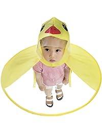 Lazeny - Chaqueta Impermeable - para bebé niña